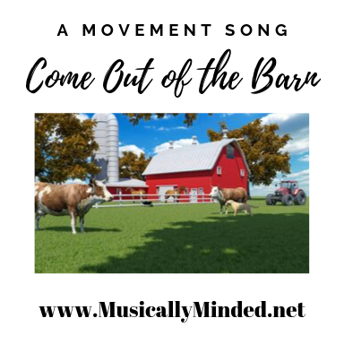Come out of the barn