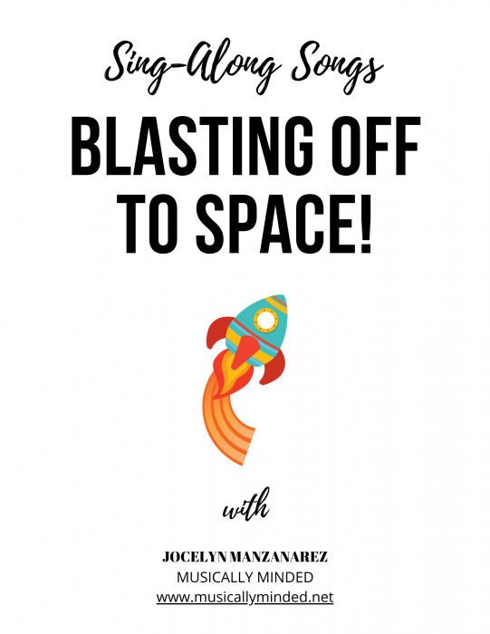 space sing-along