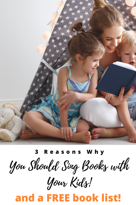 children's books you can sing