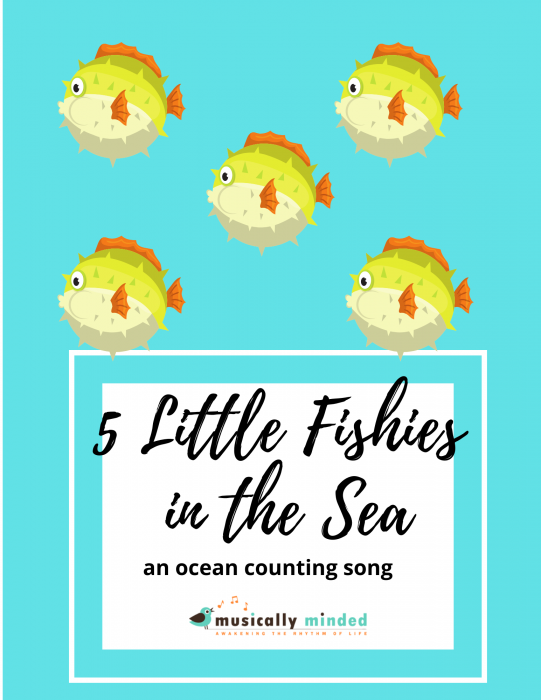 5 Little Fishies