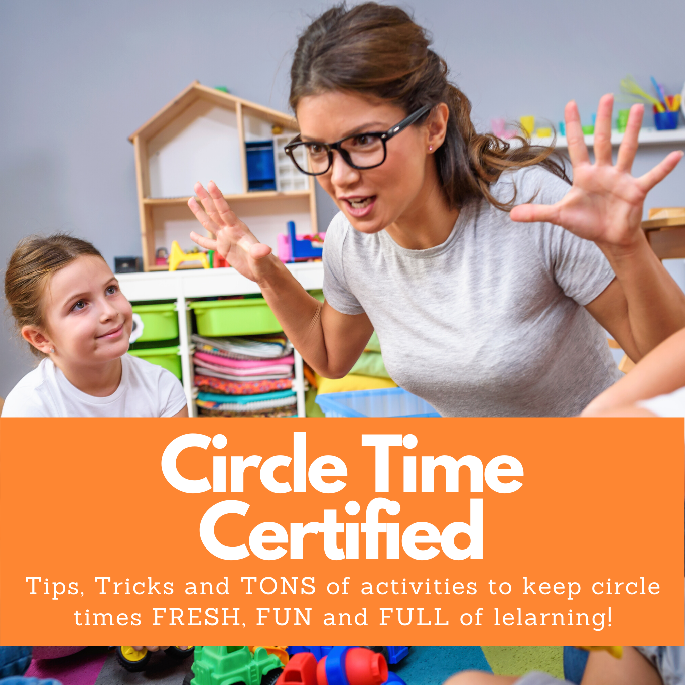 CIRCLE TIME TRAINING