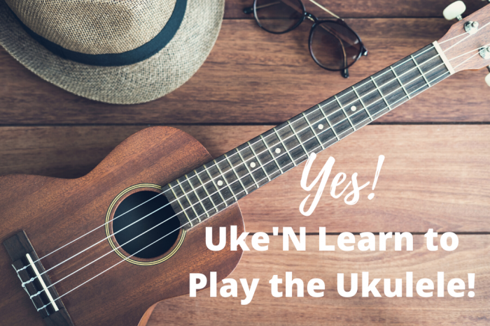 how to play the ukulele