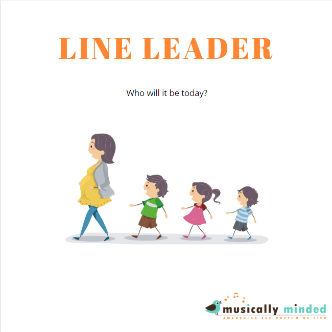 Line Leader Song