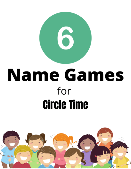 name games for circle time