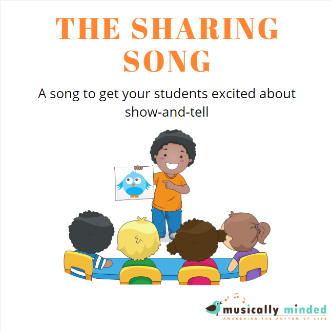 Show and tell song