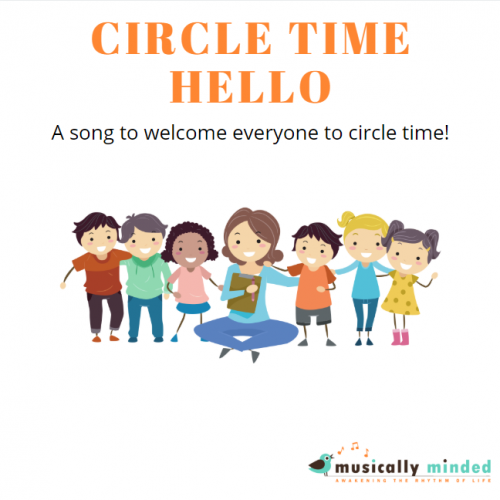 preschool hello song
