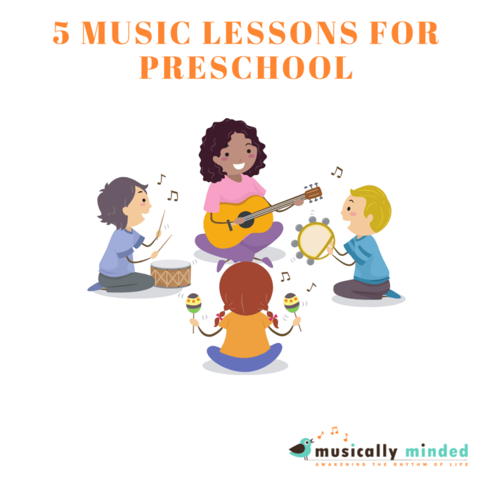 music for preschool
