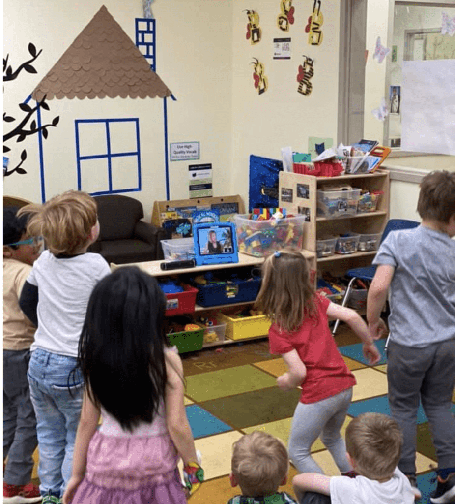 virtual music classes