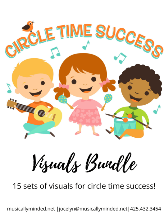 visuals for circle time