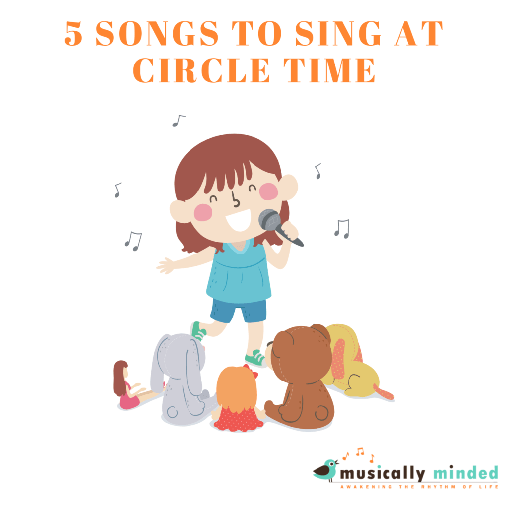 songs for circle time