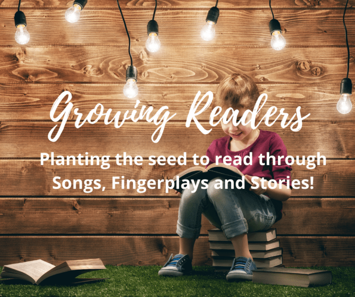preschool reading training