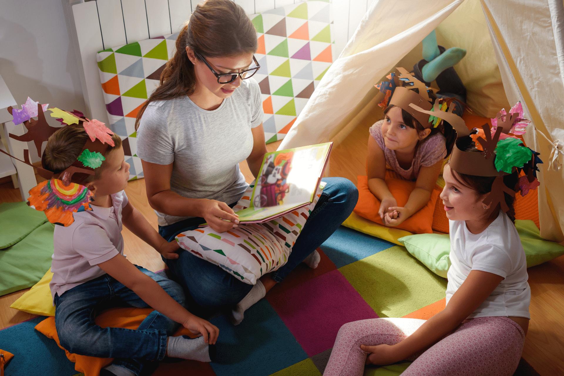 reading training for preschool