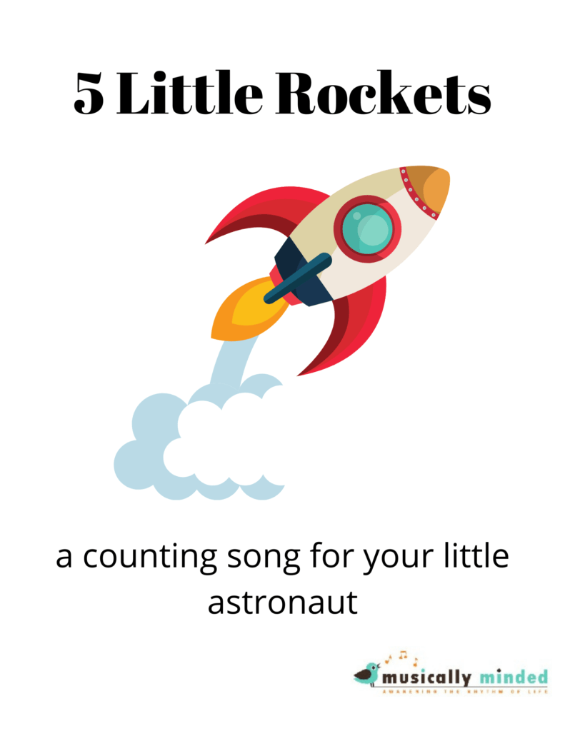 circle time songs for space