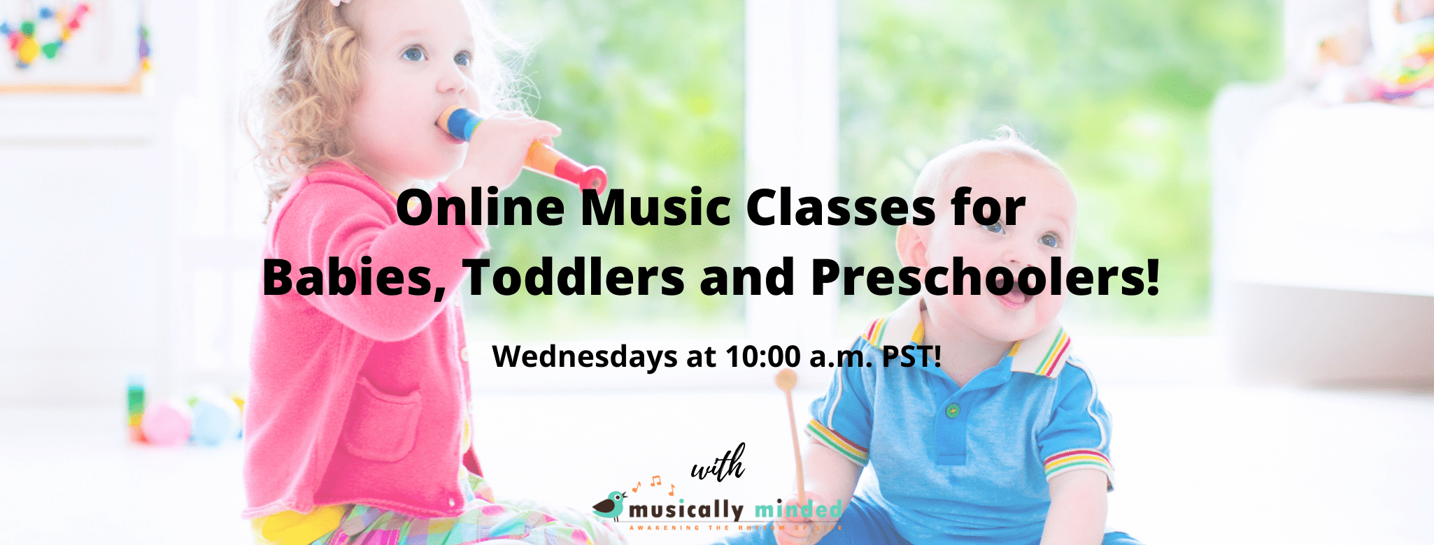 virtual music classes for preschool