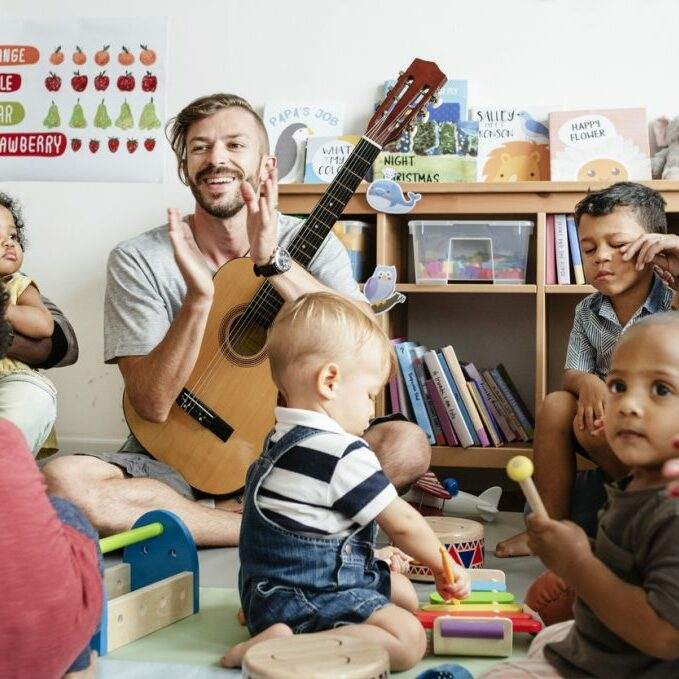 Musically Minded - classes for children birth-5